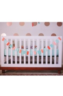 Relaxing Baby Nursery Design Ideas With Polka Dot Themes To Try Asap 14