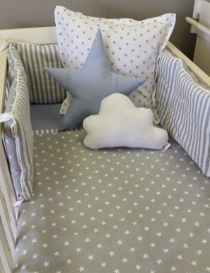 Relaxing Baby Nursery Design Ideas With Polka Dot Themes To Try Asap 25
