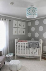 Relaxing Baby Nursery Design Ideas With Polka Dot Themes To Try Asap 34