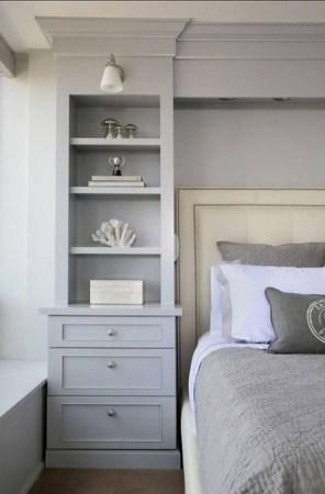 Superb Diy Storage Design Ideas For Small Bedroom 26