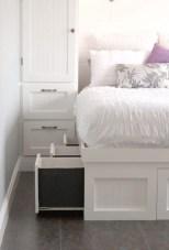 Superb Diy Storage Design Ideas For Small Bedroom 28