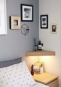 Superb Diy Storage Design Ideas For Small Bedroom 33