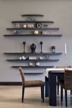 Unique Living Room Floating Shelves Design Ideas For Great Home Organization 08