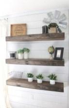 Unique Living Room Floating Shelves Design Ideas For Great Home Organization 11