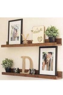 Unique Living Room Floating Shelves Design Ideas For Great Home Organization 12