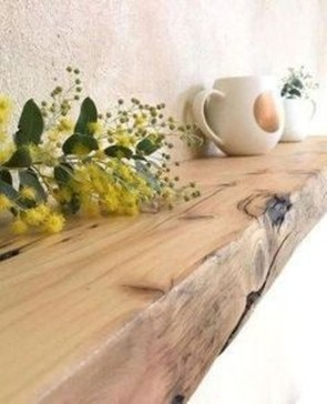 Unique Living Room Floating Shelves Design Ideas For Great Home Organization 24