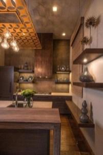 Unique Living Room Floating Shelves Design Ideas For Great Home Organization 33