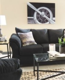 Unusual Black Living Room Design Ideas For More Enchanting 31