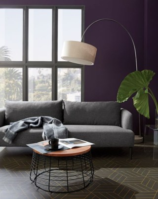 Unusual Black Living Room Design Ideas For More Enchanting 34