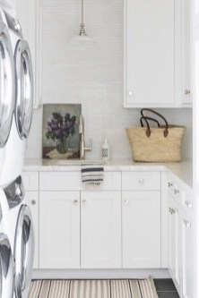 Wonderful Bright Laundry Room Designs Ideas That You Need To Try 05