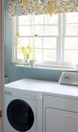 Wonderful Bright Laundry Room Designs Ideas That You Need To Try 18
