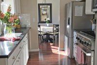White Galley Kitchen Ideas