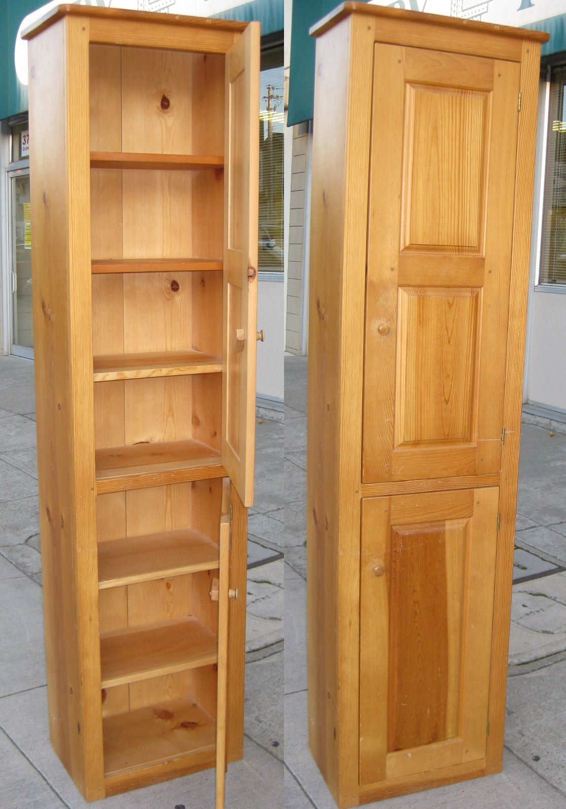Tall Kitchen Cabinets Pantry