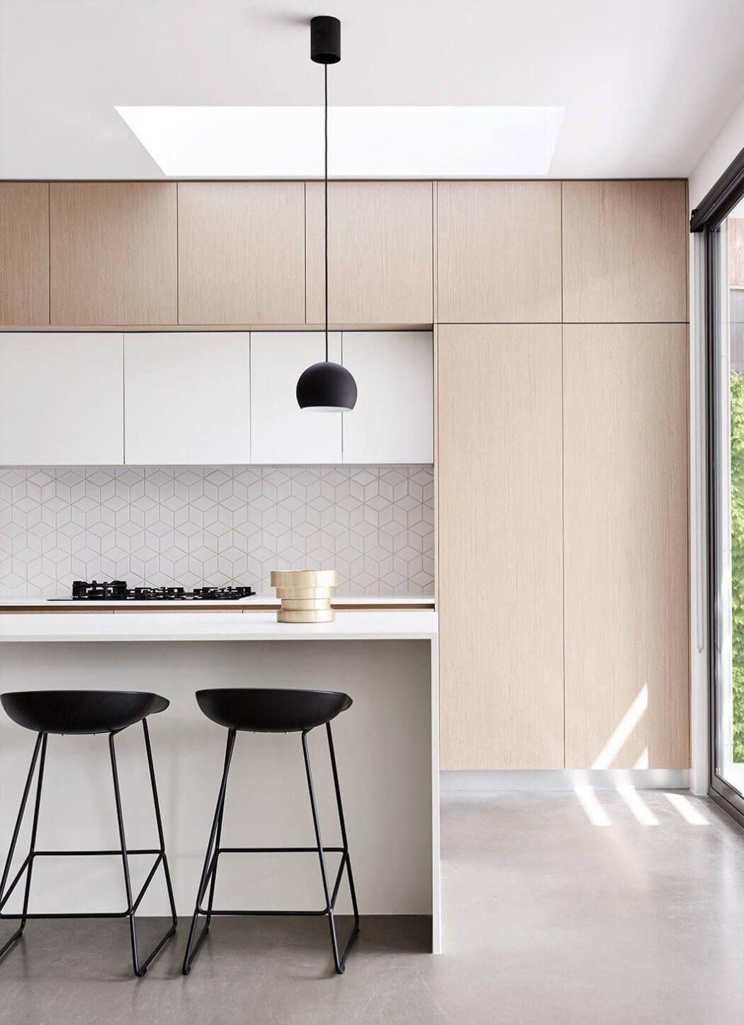 Kitchen Interior Design Minimalist