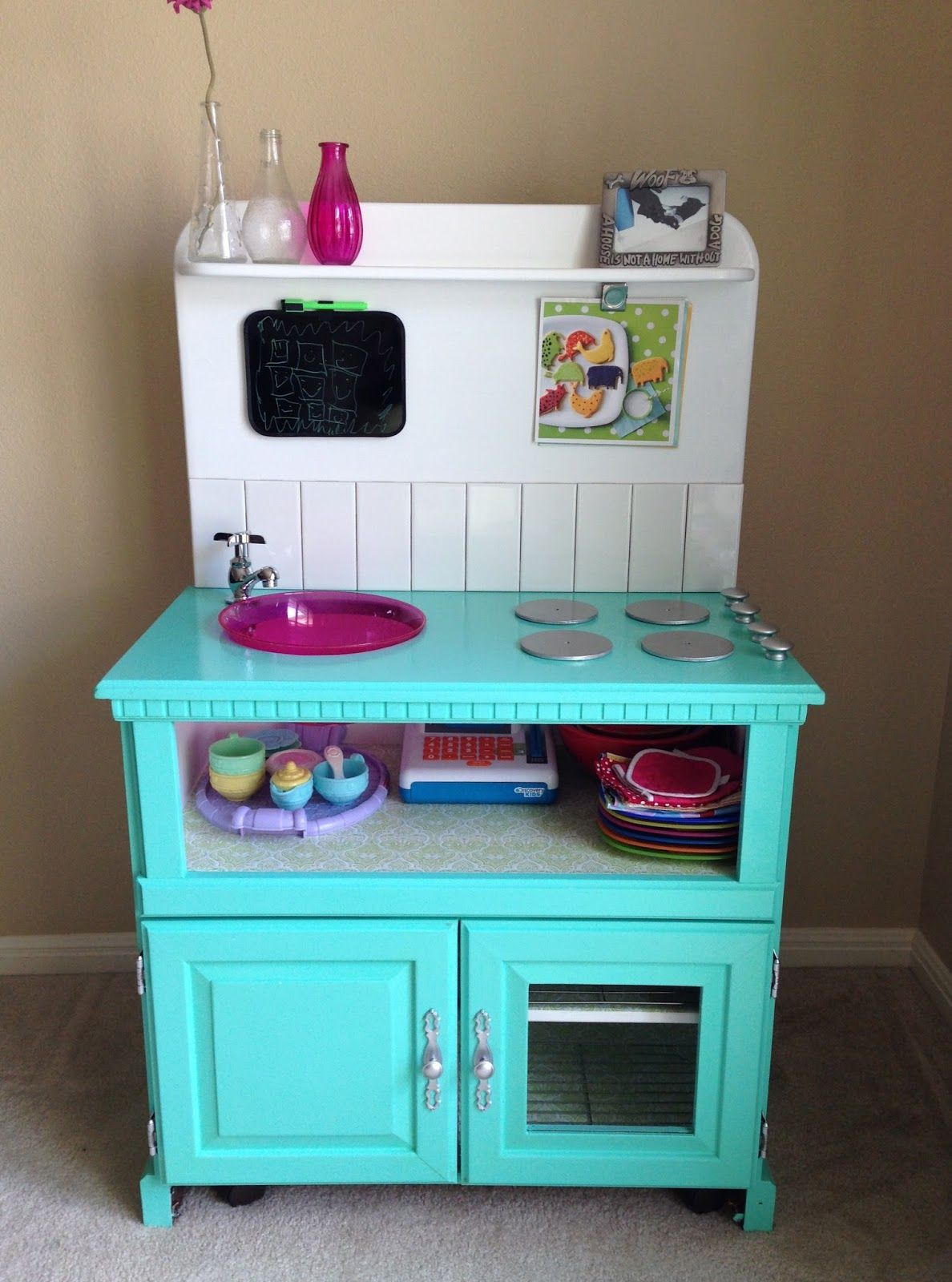 Wooden Toy Kitchens For Toddlers