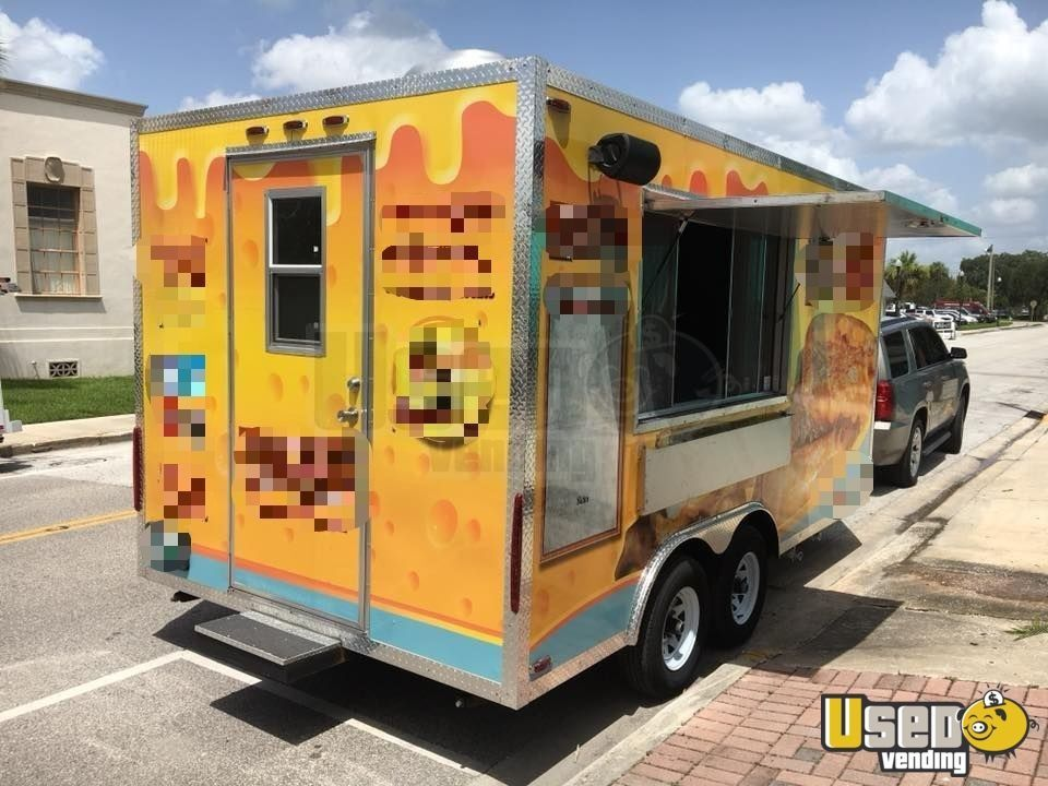Used Mobile Kitchen Trailers For Sale In Gauteng