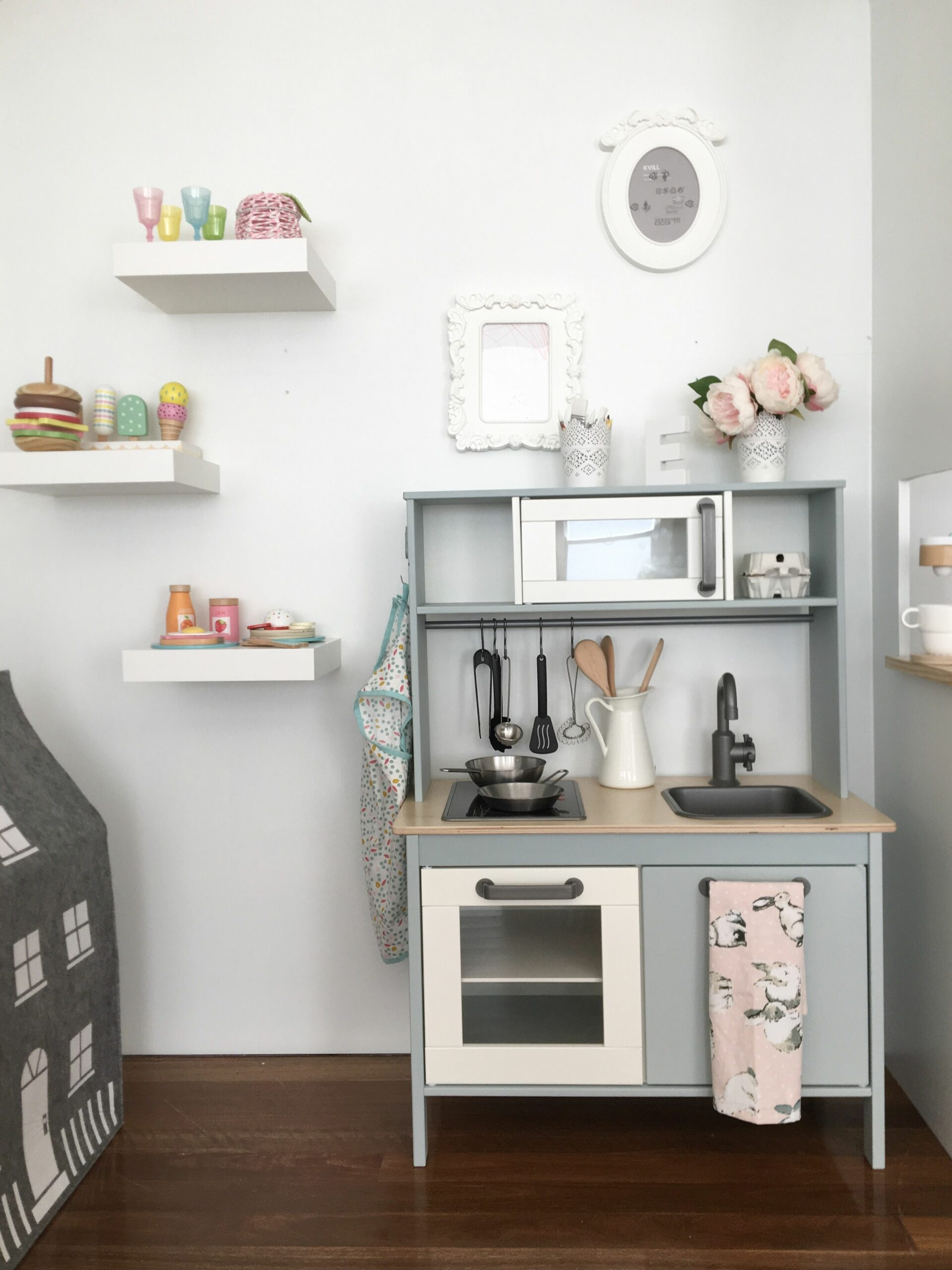 Childrens Ikea Kitchen Makeover