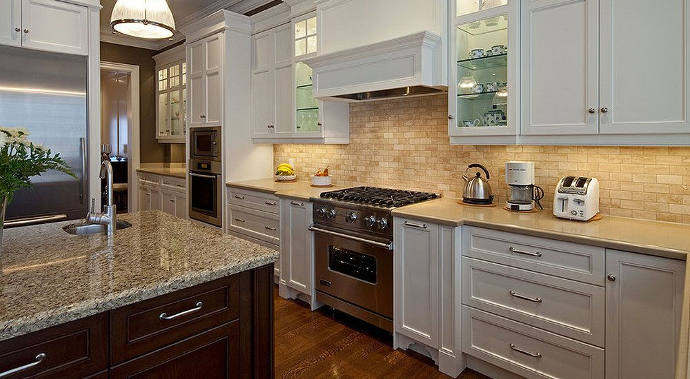 Backsplash For Kitchens With White Cabinets