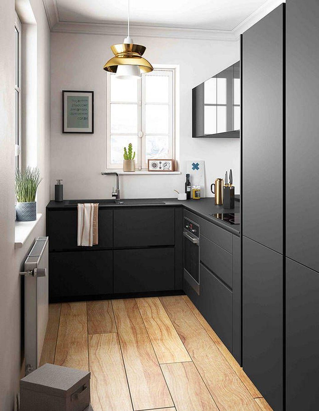 Black And White Kitchens 2020