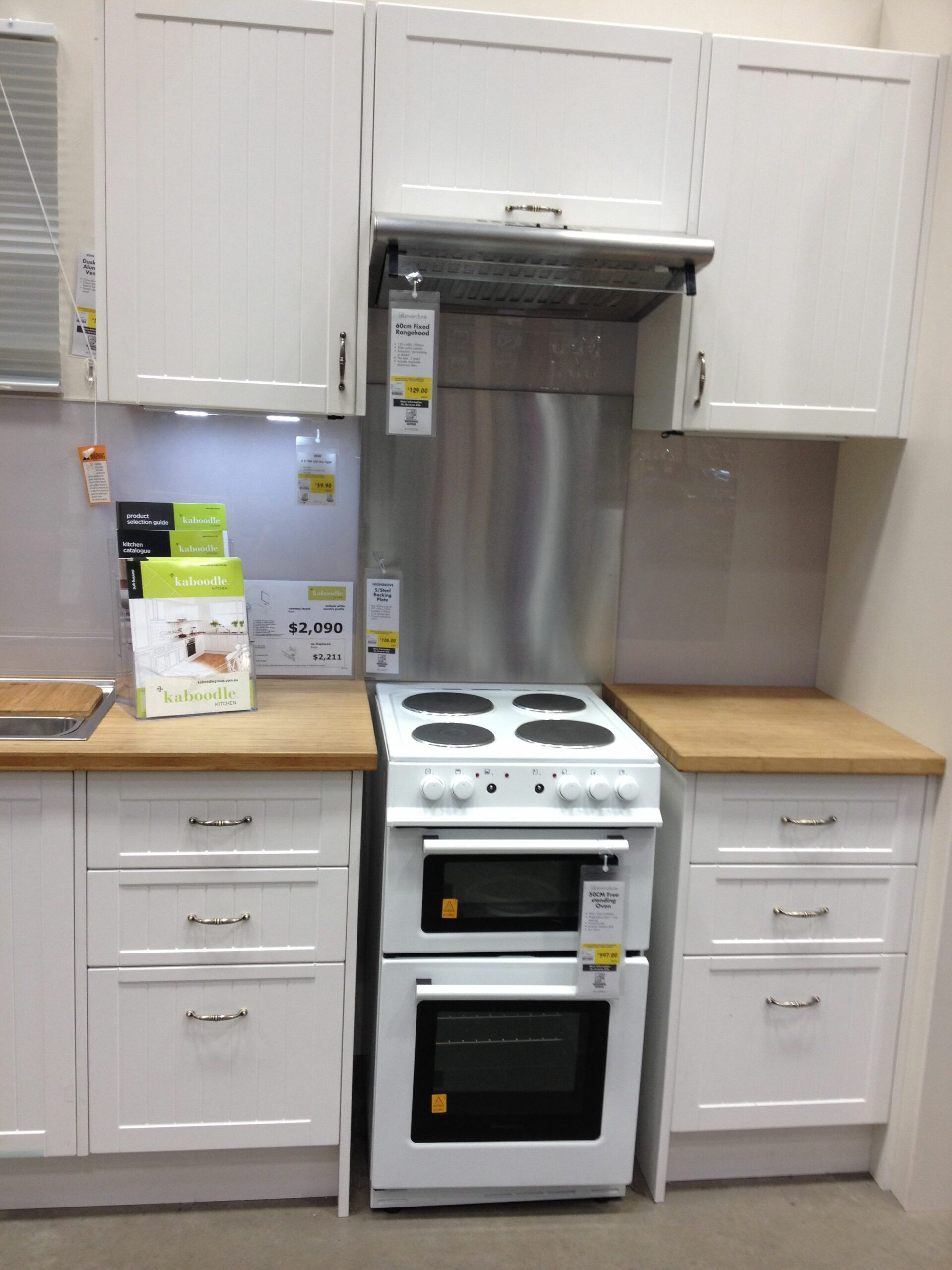 Kaboodle Kitchens Bunnings Reviews