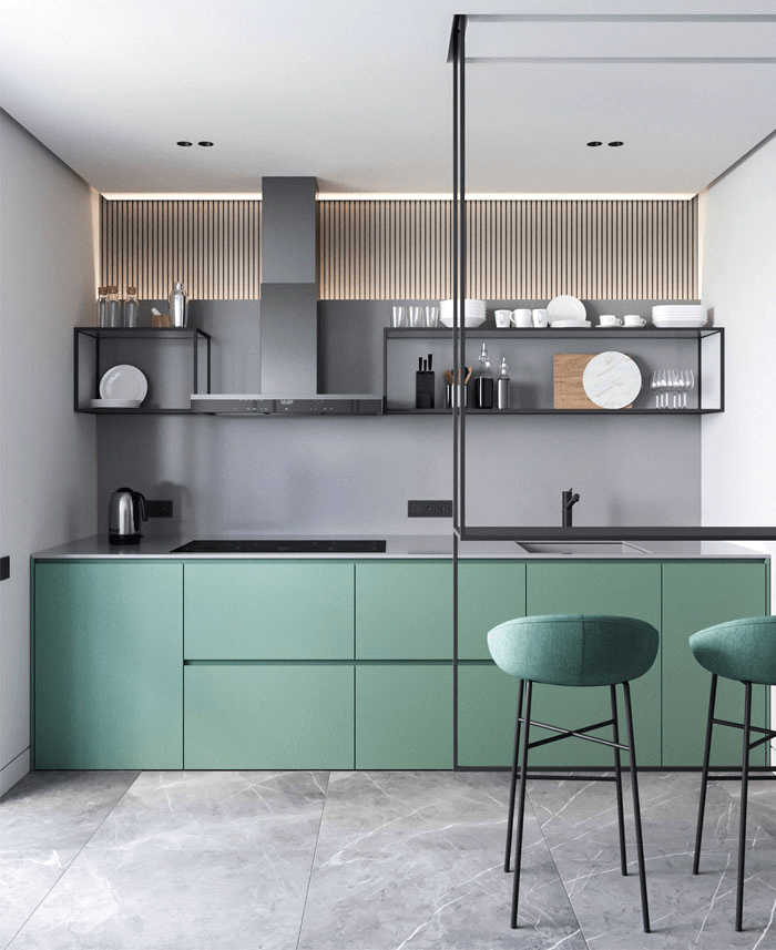 Best Kitchen Colors 2021
