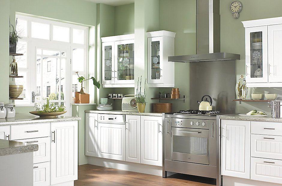 Bq Kitchens Doors White