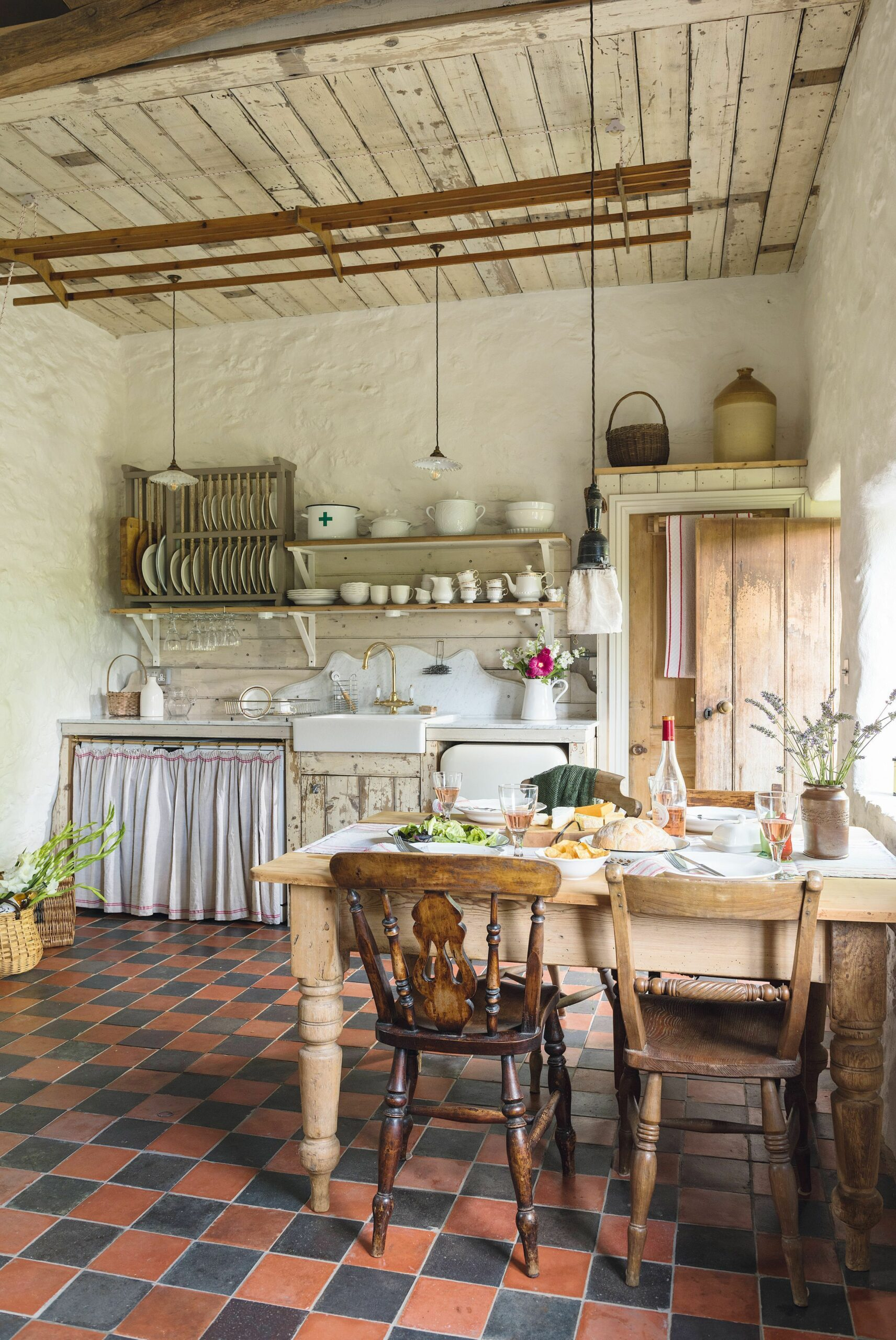 Rustic Country Kitchens Uk