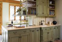 Green Kitchen Walls Ideas