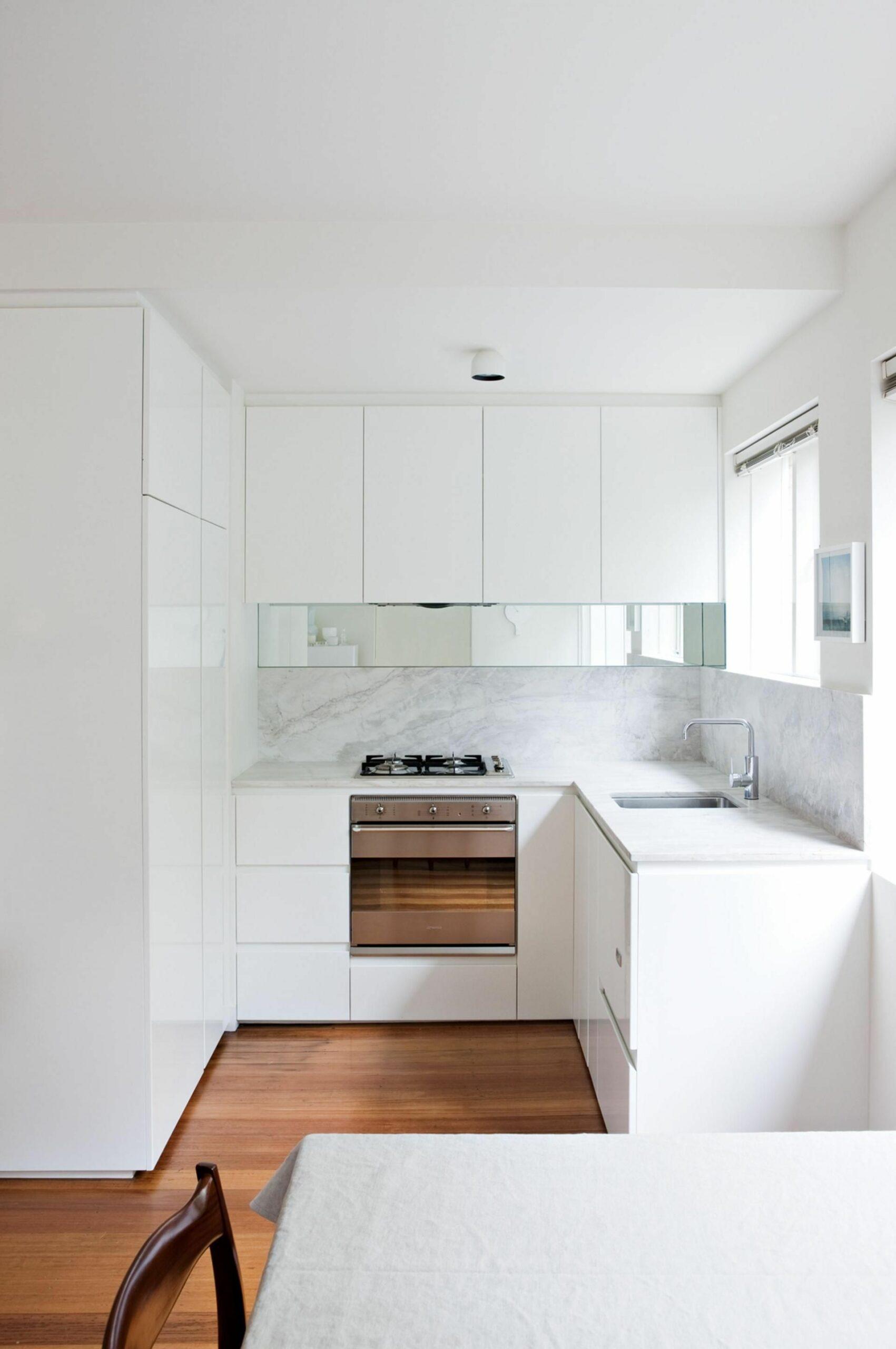Kitchen Ideas Modern White