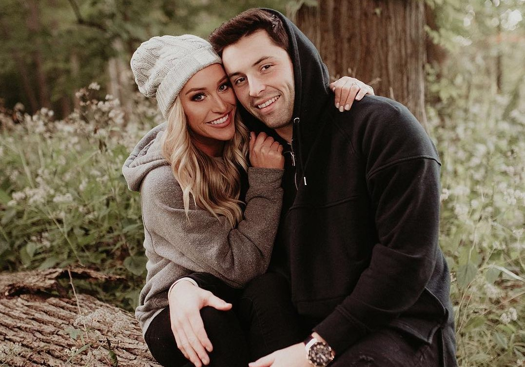 Baker Mayfield Wife Pics