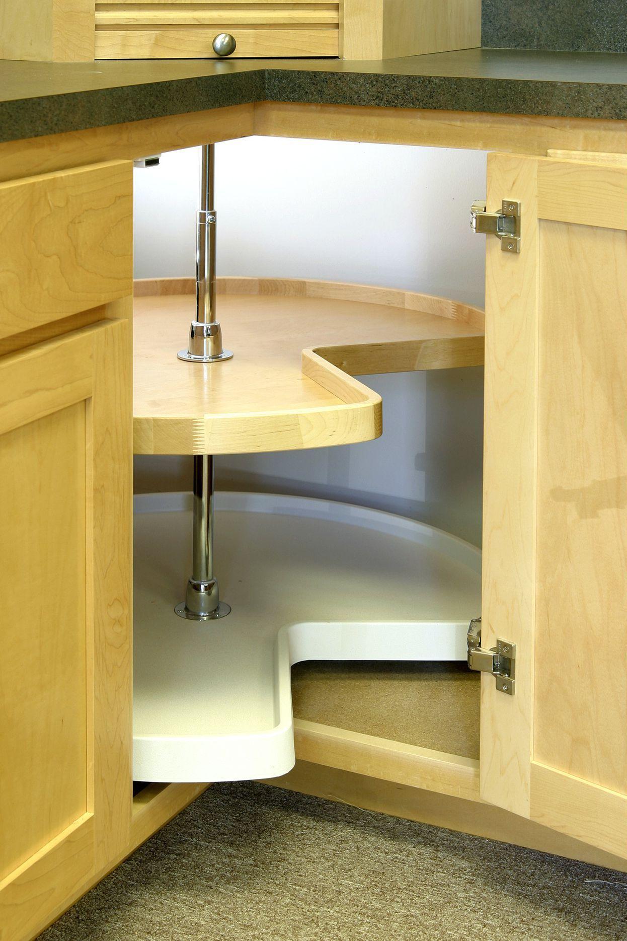 Corner Cabinets For Kitchens