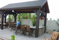 Covered Outdoor Kitchens Ideas