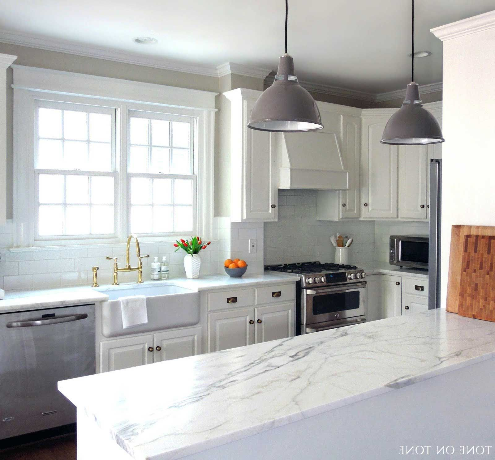 Kitchens Without Upper Cabinets Ideas
