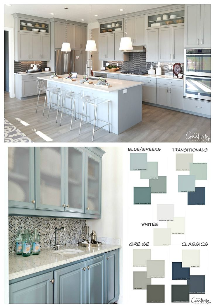 Common Colors For Kitchens