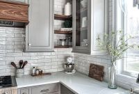 Cabinets For Small Kitchens Designs