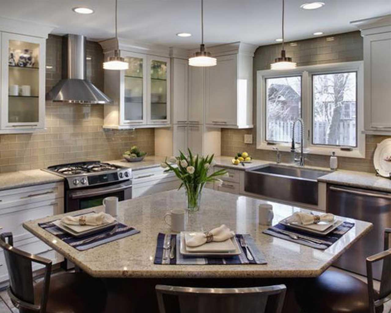 Kitchen Ideas 2020 With Island