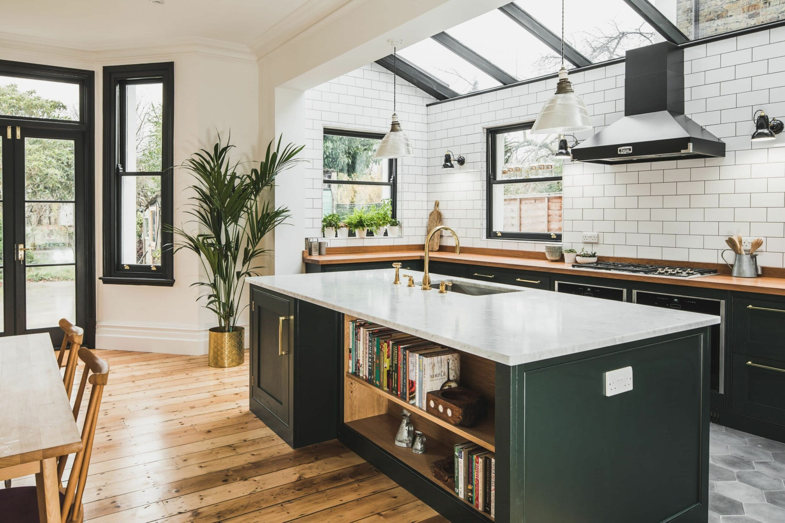 Green Kitchen Ideas Pictures