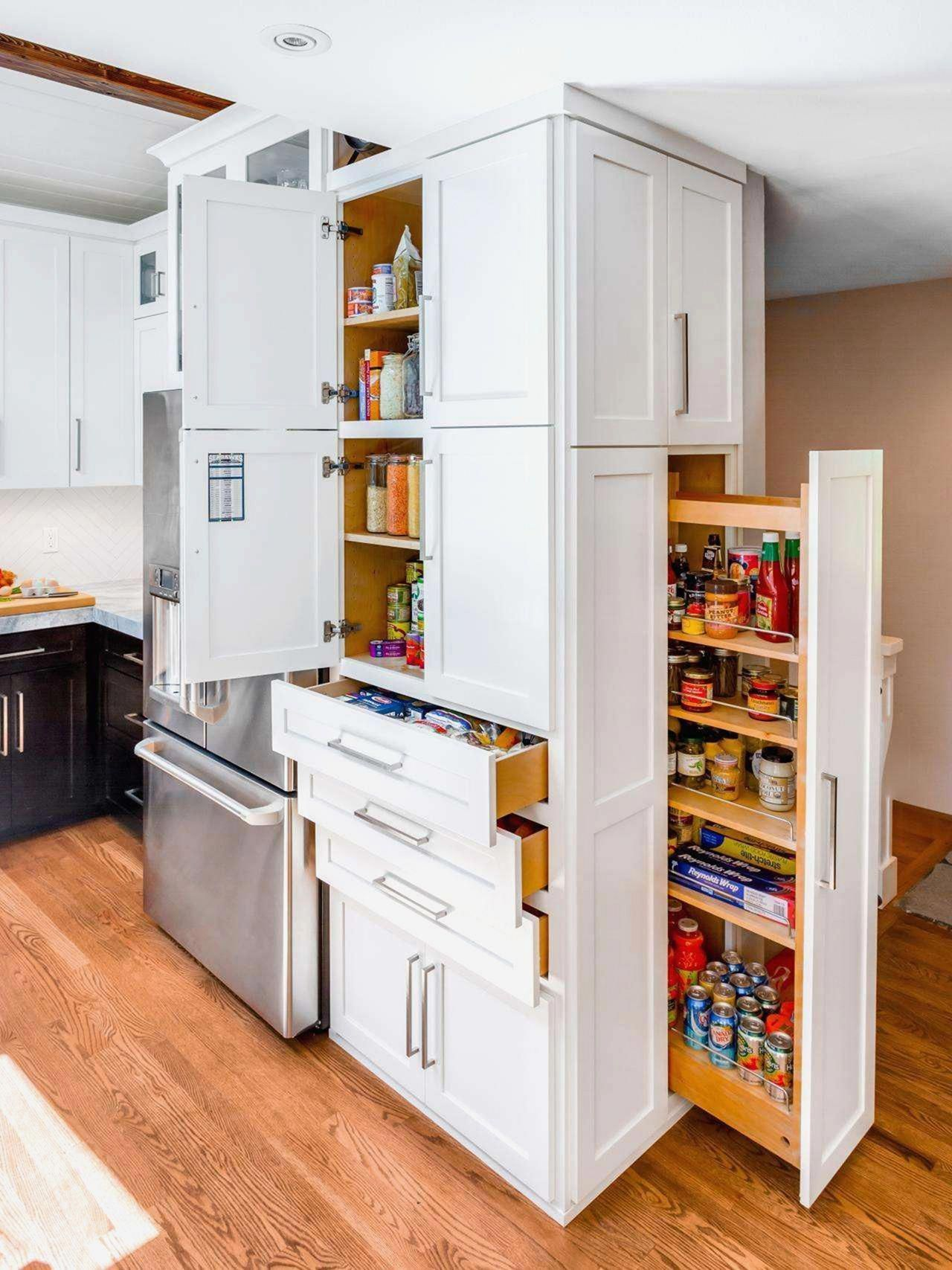 Kitchen Cabinet Portable Storage