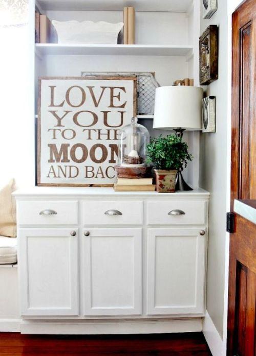Custom DIY Farmhouse Wood Sign