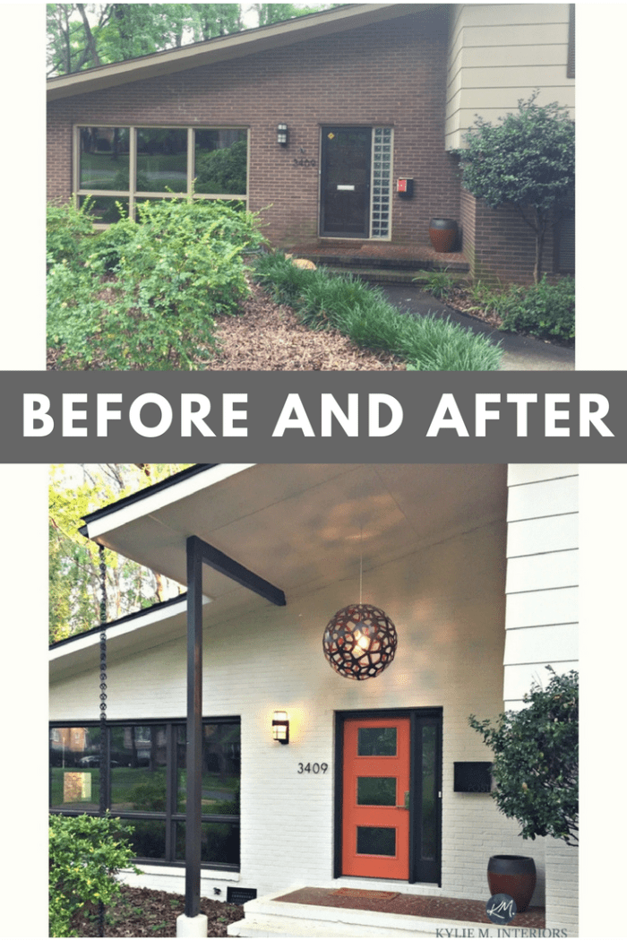 Inspiring Before And After Exterior Renovations For