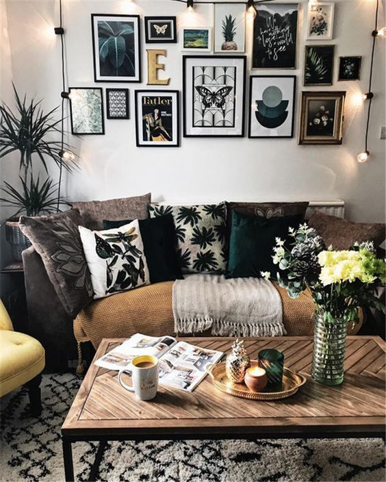 12 Simple Cozy Living Room Decor Ideas For Your Apartment ...