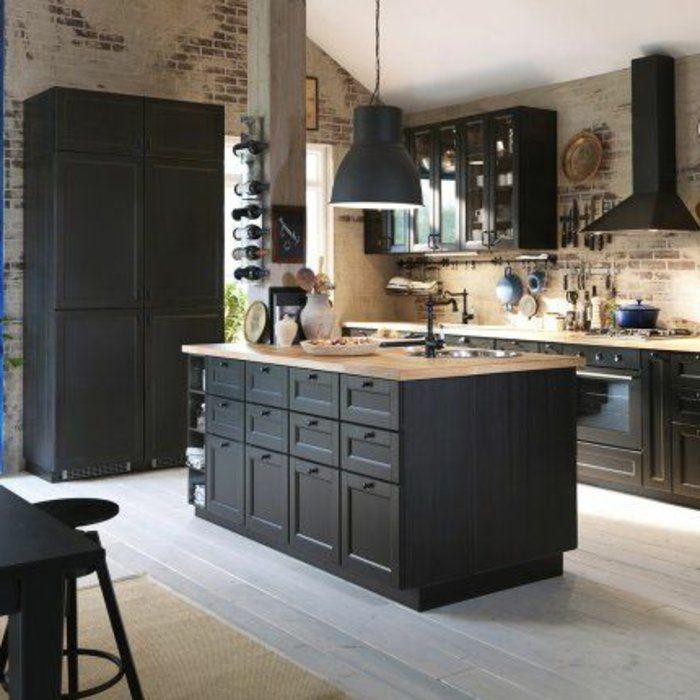 Ikea Kitchen Table 45 Idees En Photos Pour Bien Choisir Un Ilot De Cuisine Decor Object Your Daily Dose Of Best Home Decorating Ideas Interior Design Inspiration