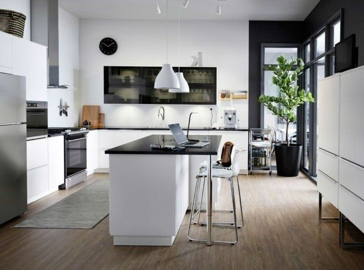 Ikea White Kitchen Cabinets Ilot Central Cuisine Ikea Selection Des Plus Beaux Modeles Decor Object Your Daily Dose Of Best Home Decorating Ideas Interior Design Inspiration