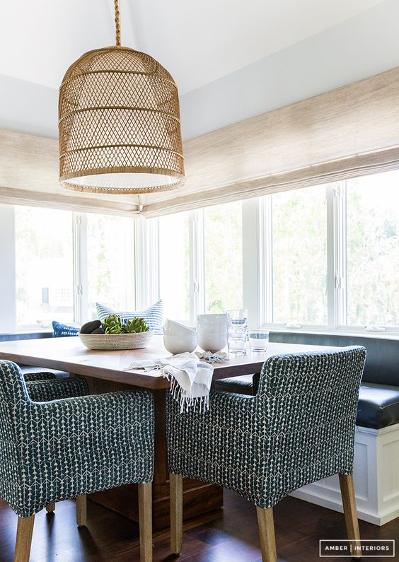 Amber Interiors - Before + After: Client Second Times A Charm. Photos by Tessa Neustadt: