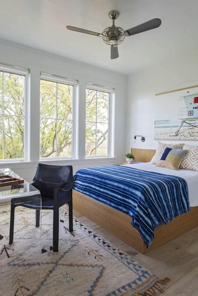 Jenny Keenan bedroom