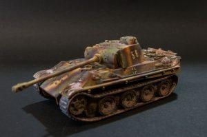 German Panther tank type G-2