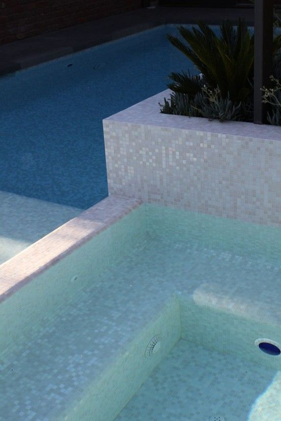 swimming pool ideas mixed white cloud