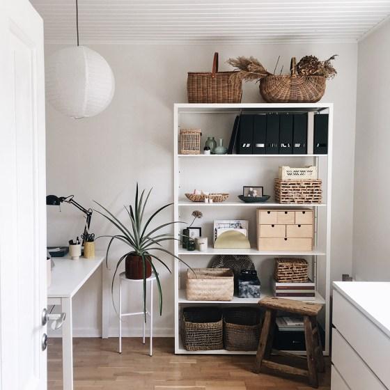 Fokus på pæn og smart opbevaring til hjemmet