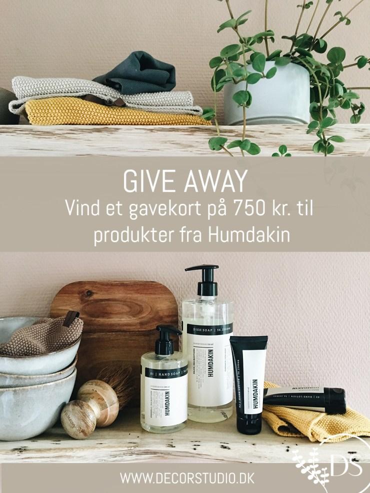 Give away humdakin