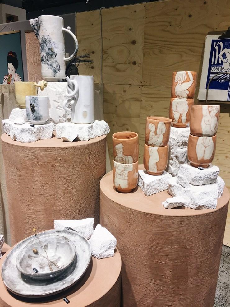 Unikt keramik